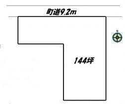 売地 吉見町 高尾新田